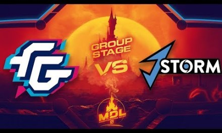 Forward vs J.Storm Game 1 – MDL Paris Major NA Qualifiers: Group Stage