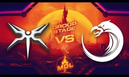 Mineski vs TNC Game 2 – MDL Paris Major SEA Qualifiers: Group Stage