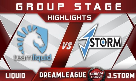 Liquid vs J.Storm DreamLeague Major Highlights 2019 Dota 2