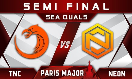 TNC vs Neon Semi Final SEA Disneyland Paris Major MDL 2019 Highlights Dota 2