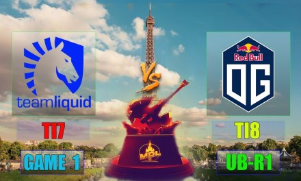 Liquid vs OG Game 1 – MDL Paris Major EU Qualifiers: Semifinals
