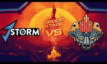 J.Storm vs Xolotl Game 1 – MDL Paris Major NA Qualifiers: Group Stage