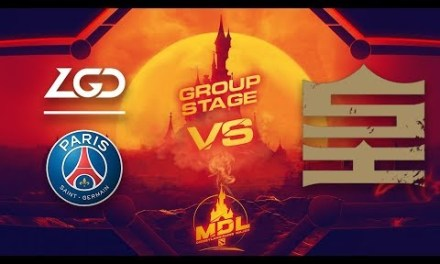 PSG.LGD vs Royal Game 2 – MDL Paris Major CN Qualifiers: Group Stage
