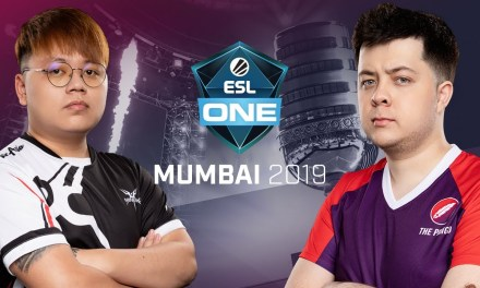 Mineski vs. The Pango – Game 1 – Group B – ESL One Mumbai 2019