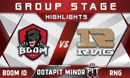 Boom ID vs RNG OGA Dota Pit Minor 2019 Highlights Dota 2
