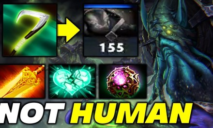 Draskyl Necromancer – Not Human Highlights Dota 2