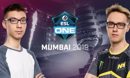 Natus Vincere vs. TEAM TEAM  – Game 2 – Group A – ESL One Mumbai 2019