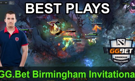 GG.Bet Birmingham Invitational BEST PLAYS Qualifier DAY 2 Highlights Dota 2 Time 2 Dota #dota2