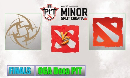 NiP vs Goblin Legs Full BO3 FINALS | OGA Dota PIT Minor Qualifier