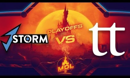 J.Storm vs Team Team Game 1 – MDL Paris Major NA Qualifiers: Losers' Round 1