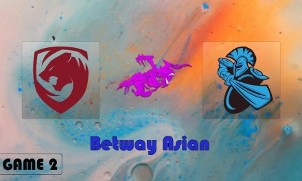 Tigers vs Newbee.Young Game 2 Bo3 | Betway Asian Dota 2 League Upper Bracket R1
