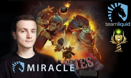 Miracle Techies – Liquid in Battle CUP 2019