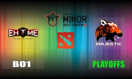 EHOME vs Majestic Bo1 Lower Bracket R3 | OGA Dota PIT Minor