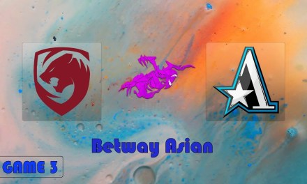 TIGERS vs ASTER Game 3 Bo3 Lower Bracket R1 | Betway Asian Dota 2 League