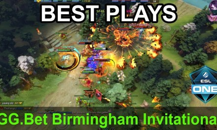 GG.Bet Birmingham Invitational BEST PLAYS Qualifier DAY 4 Highlights Dota 2 Time 2 Dota #dota2