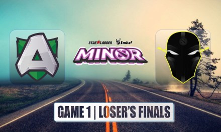 Alliance vs TFT | Starladder Minor Qualifiers | Losers' Finals Bo3 Game 1