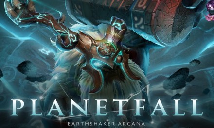 Planetfall Earthshaker Arcana Dota 2 Preview by Time 2 Dota #dota2 #Earthshaker #Earthshakerarcana