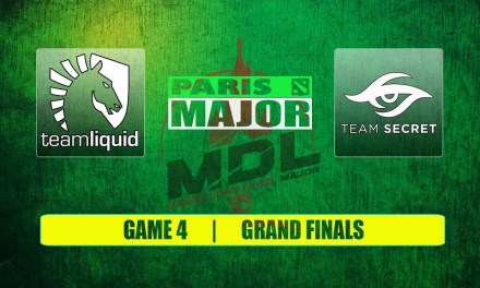 Liquid vs Secret Paris Major | Grand Finals Bo5 Game 4
