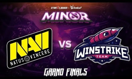NaVi vs Winstrike Game 2 – SL ImbaTV Minor CIS Qualifier: Grand Finals