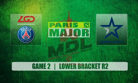 LGD vs COL Paris Major | Lower Bracket R2 Bo3 Game 2