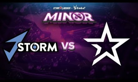J.Storm vs Complexity Game 1 – SL ImbaTV Minor NA Qualifier: Winners' Finals