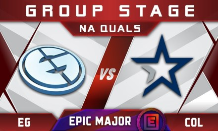 EG vs coL EPICENTER Major 2019 NA Highlights Dota 2