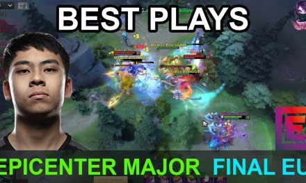 EPICENTER Major BEST PLAYS FINAL DAY EU Highlights Dota 2 Time 2 Dota #dota2 #epicenter #epicgg