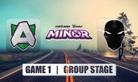 Alliance vs TFT | Starladder Minor Qualifiers | Group Stage Bo2 Game 1