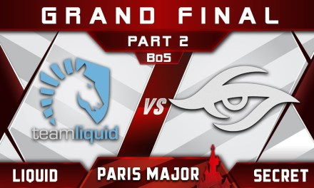 Liquid vs Secret Grand Final MDL Disneyland Paris Major 2019 Highlights Dota 2 – [Part 2]