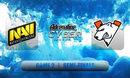 Navi vs VP | Adrenaline Cyber 2019 | Semifinals Bo3 Game 2