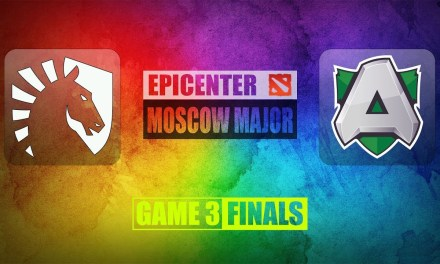 Liquid vs Alliance Game 3 | EPICENTER MAJOR Qualifier | Bo3 Finals