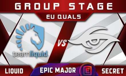 Liquid vs Secret EPICENTER Major 2019 EU Highlights Dota 2