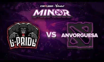 Gorillaz-Pride vs Anvorguesa Game 1 – SL ImbaTV Minor SA Qualifier: Grand Finals