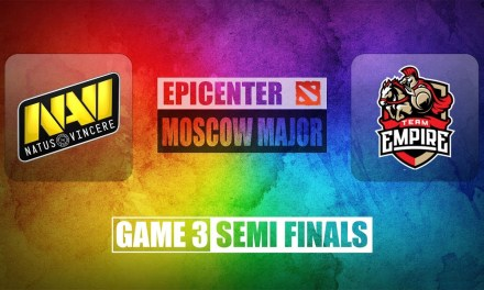 NAVI vs EMPIRE Game 3 | EPICENTER MAJOR Qualifier | Bo3 Semi Finals