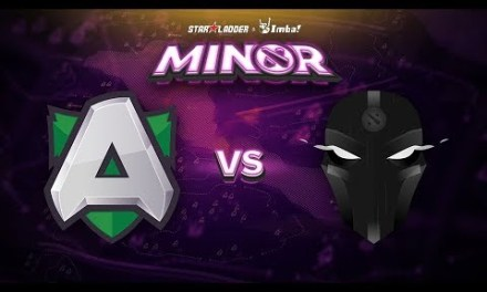 Alliance vs The Final Tribe Game 2 – SL ImbaTV Minor EU Qualifier: Group Stage