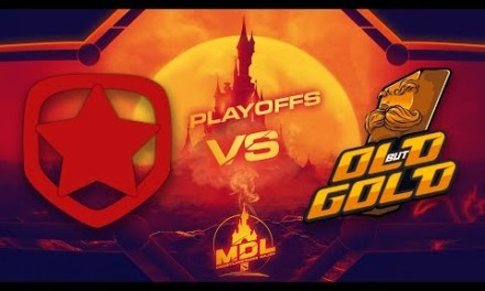 Gambit vs Old But Gold Game 1 – MDL Paris Major CIS Qualifiers: Losers' Round 1