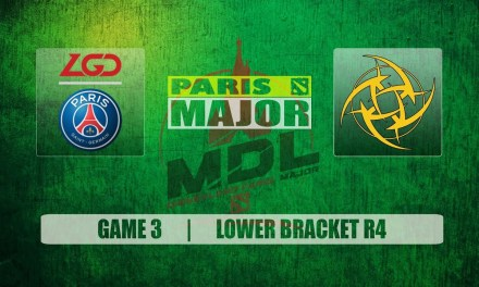 LGD vs NIP Paris Major | Lower Bracket R4 Bo3 Game 3