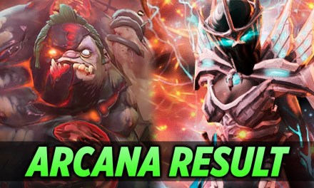 PUDGE & PA ARCANA GIVEAWAY RESULT