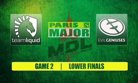 LIQUID vs EG Paris Major | Lower Finals Bo3 Game 2