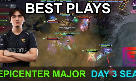 EPICENTER Major BEST PLAYS DAY 3 SEA Highlights Dota 2 Time 2 Dota #dota2 #epicenter #epicgg