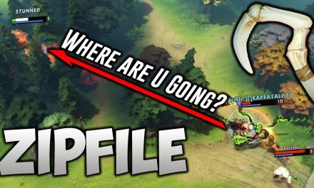 ZIP FILE PUDGE [Where are you going?!] Highlights TV Dota 2