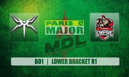 Mineski vs Empire Paris Major | Lower Bracket R1 Bo1