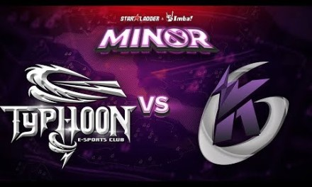 Typhoon EC vs Keen Gaming Game 3 – SL ImbaTV Minor CN Qualifier: Losers' Round 1