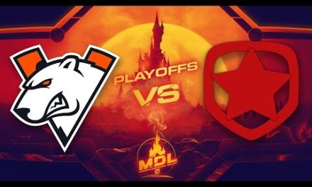 Virtus.pro vs Gambit Game 1 – MDL Paris Major CIS Qualifiers: Semifinals