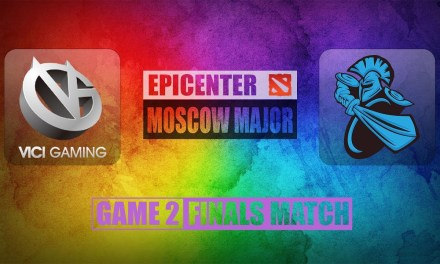 VG vs Newbee Game 2 Bo3 | EPICENTER MAJOR Qualifier Finals