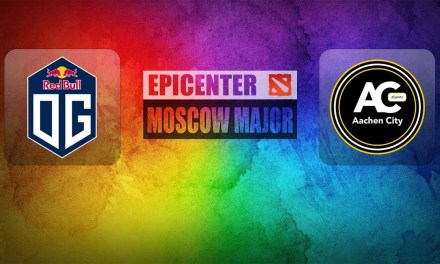 OG vs ACE | EPICENTER MAJOR Qualifier | Bo1 Group Stage