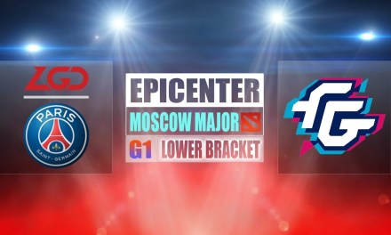LGD vs FWD EPICENTER MAJOR | LOWER BRACKET R3 BO3 GAME 1