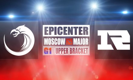 TNC vs RNG Game 1 EPICENTER Major | UPPER BRACKET – PLAYOFFS Bo3