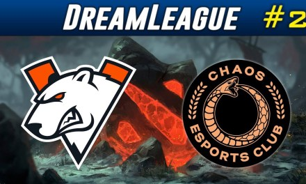 Virtus.pro vs Chaos Esports #2 | DreamLeague Season 11 Dota 2