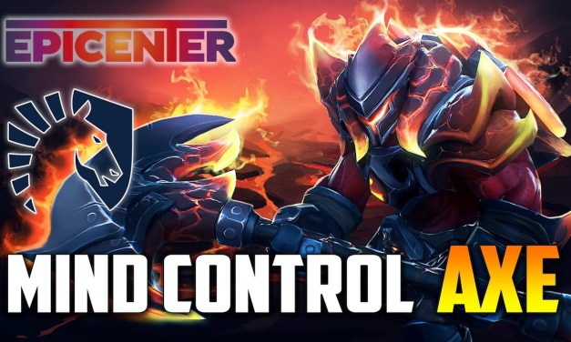MinD_ContRoL AXE | Liquid vs PSG.LGD | EPICENTER Major 2019 Dota 2